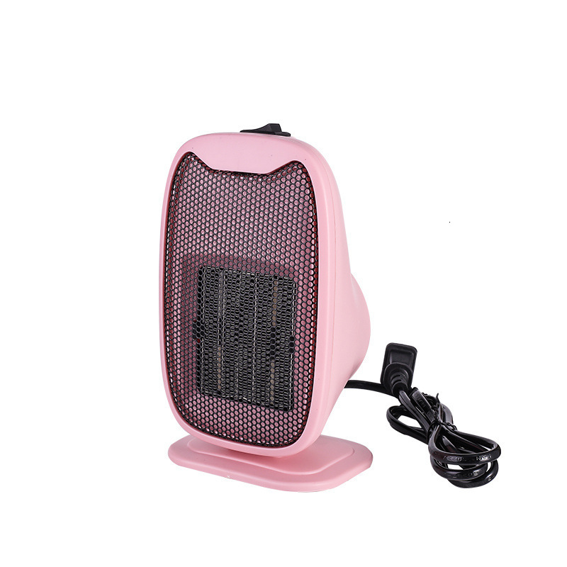 Electric Home Heater Handy Mini Air Heater Fan Desktop Heating Stove Radiator Warmer Machine Infrared Heater for Winter Room