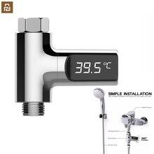 Светодиодный дисплей, термометр для домашней воды и душа, измеритель температуры для кухни и ванной, светодиодный температурный прибор для ухода за ребенком