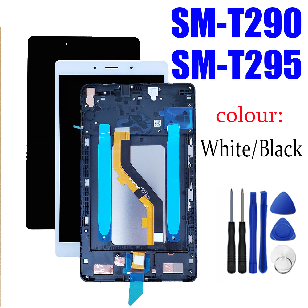 Lcd-Display Touch-Screen T290 SM-T295 Samsung Digitizer-Assembly--Tools Galaxy for Tab-A