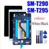 Per Samsung Galaxy Tab 8.0 2019 T290 T295 SM-T290 SM-T295 Display LCD + Touch Screen Digitizer Assembly + strumenti