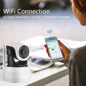 Image 2 - ZILNK 4G 3G SIM kart kamera 1080P 2MP Wifi IP kamera kablosuz akıllı ev Video üzerinden iletim FDD LTE ağ dünya çapında GSM