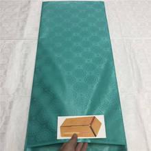 Bazin riche жаккардовая ткань bazin riche ткань атику для мужчин ткань из Дубая африканская кружевная ткань высокого качества 5yard