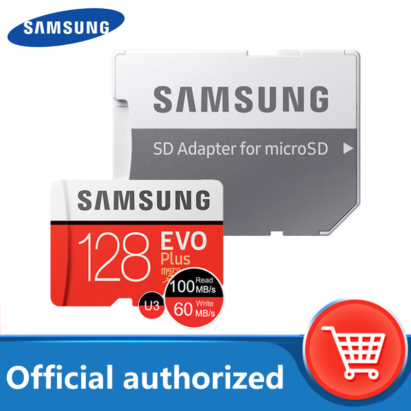 SAMSUNG карта памяти Micro SD, класс 10, 128 ГБ, 512 ГБ, 256 ГБ, 64 ГБ, 8 Гб
