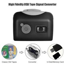 Cassette Tape to MP3 Converter Walkman Player into USB Flash Drive Adapter