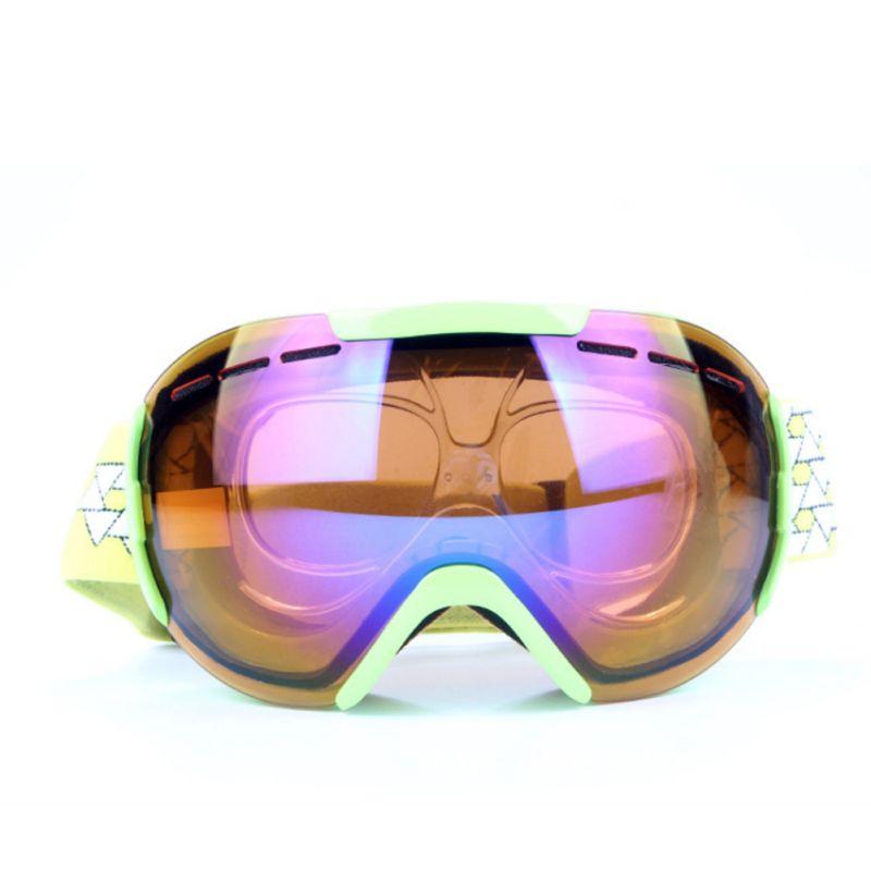 Women Clear Ski Little Goggles Myopia Protective Adapter Glasses Frame Inline Sunglasses Goggles