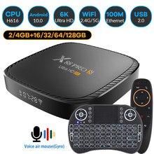 ТВ-приставка Transpeed X88S, 6K, 3D, Android 10,0, Bluetooth 5,0, Wi-Fi, 2,4/5,8 ГБ, 16/32/64/128 ГБ