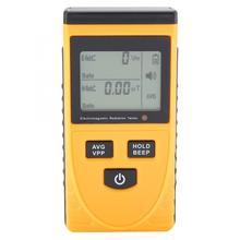 Детектор электромагнитного излучения GM3120 цифровой детектор электромагнитного излучения 3-1/2 ЖК-дисплей измеритель радиации