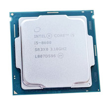 Intel Core I5-8600 I5-8600 3.1 Ghz a Sei Core Sei-Filo 6 Core 6 Filo Processore Cpu I5 8600 9M 65W Lga 1151(China)