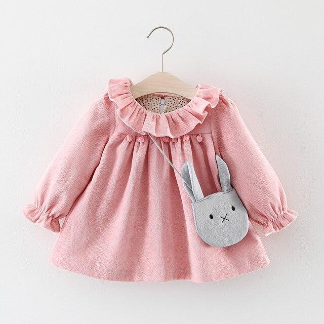 Girl's Rabbit Clothing Set 3