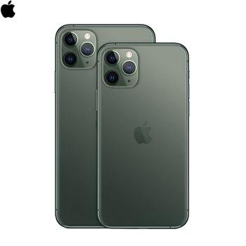 "Original New iPhone 11 Pro/Pro Max Triple Rear Camera 5.8/6.5"" Super AMOLED Display A13 Chipset IOS 13 Smart Phone MI Bluetooth 2"