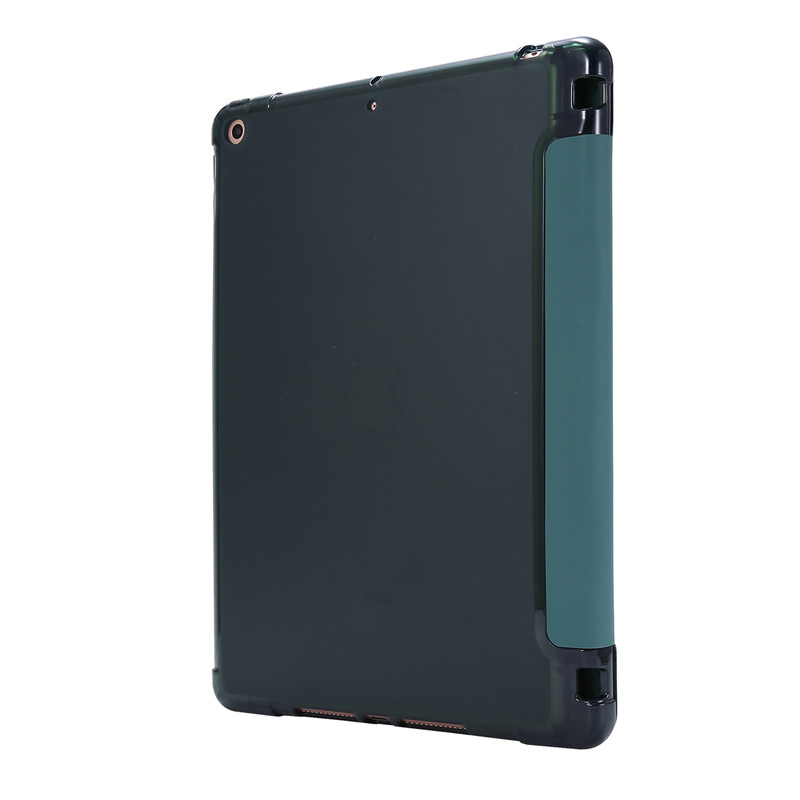 Flip For Case 2 Protective iPad 7th 10 Generation PU inch Smart Cover Stand Cover Leather