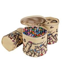 Bamile 30/40/60 /80 marcadores de cor mangá desenho marcadores caneta álcool baseado esboço feltro-ponta oleosa twin escova caneta arte suprimentos
