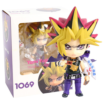 Yu-Gi-Oh! Yami Yugi Muto 1069 PVC Action Figure Collectible Model Toy 1