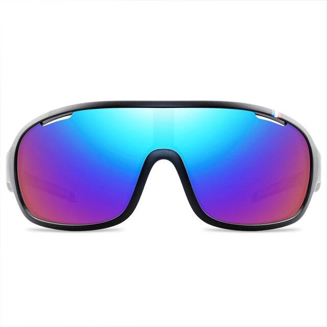 Poc do blade frança especial 4 lentes da bicicleta óculos de sol do esporte mtb óculos de ciclismo 5