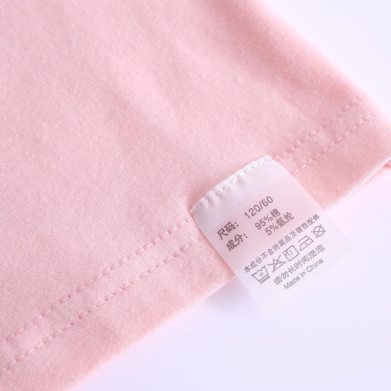 Image 3 - iairay 3pcs/set summer cotton tank tops for girls sleeveless t shirt kids singlets pink white undershirt fashion girl underwearTanks & Camis   -
