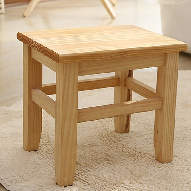 Multi-Function Solid Wood Bench  3