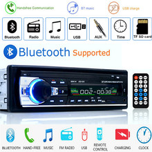 Auto radio JSD520 Auto Radio Stereo-Player Digital Bluetooth MP3 60Wx4 FM Audio mit In Dash AUX Eingang auto audio autoradio