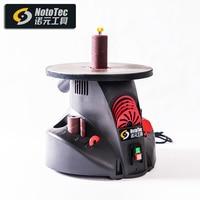 Professional grade 14 inch 300W 220V 1450RPM sand column / shaft sand / sanding / grinder furniture polishing