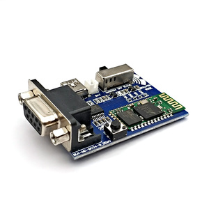 Image 2 - RS232 Bluetooth Serial Adapter Board Communication Master Slave 2 Modes 5V Mini USB Bluetooth Serial Port Profile Module