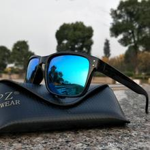 DPZ Brand Designer Luxury VR46 sports Polarized sunglasses men vintage classic o