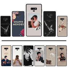 Shawn Mendes Phone Case Cover For Samsung Galaxy S8 S9 S10 Plus Lite S10E Note 3 4 5 6 7 8 9 10 Pro cover(China)