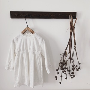 Image 2 - Para meninas vestidos de manga longa das crianças para meninas princesa vestidos de outono crianças designer vestidos de festa para o bebê meninas vestido branco