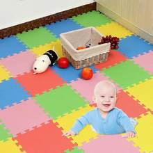 Mat Educational Alphabet Game Rug For Children Puzzle Activity Gym Carpet Eva Foam Kid Toy Thick Baby Crawling Play(China)