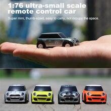 Turbo racing 1:76 rc carro mini sistema proporcional completo vt não com patente remota eletrônico carro de corrida brinquedos para crianças e adultos