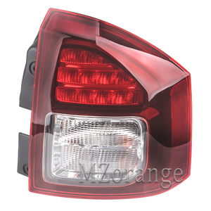 Image 4 - Rear Tail light For Jeep Compass 2014 2015 2016 Tail Stop Brake Warning Lights Car Parts Rear Turn Signal Fog Lamp Car Supplies