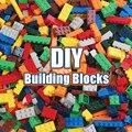MMloveBB 1500 Pcs Bausteine Sets Stadt DIY Kreative Bricks Kompatibel Ziegel Groß Pädagogisches Kinder Spielzeug Blöcke