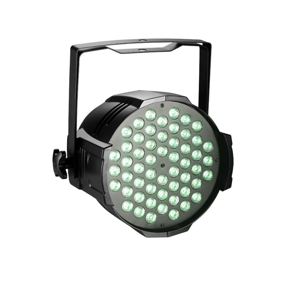 LED Par 80w RGBW With DMX512 For Club Disco DJ Sound Activated Disco Ball Stage Light Lumiere Christmas Projector Dj Club Par
