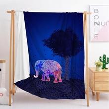 2020 Nek Bohemian style blanket tapestry cover blanket throw blanket flannel comfortable soft single double blanket bedding nek marostica