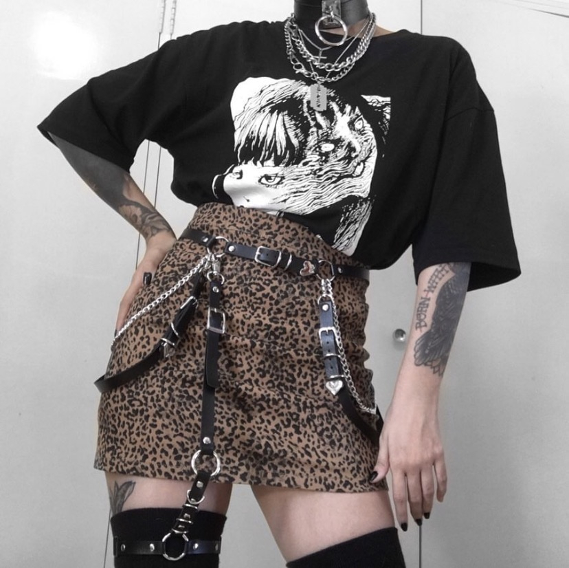 Punk Chain Belt 4