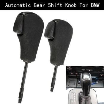 Автоматическая коробка передач автомобиля рукоятка рычага переключения передач для BMW E81 E82 E87 E90 E91 E92 E93 E36 E38 E39 E46 Z4 Z3 E53 X5 X3 авто аксессуары для...