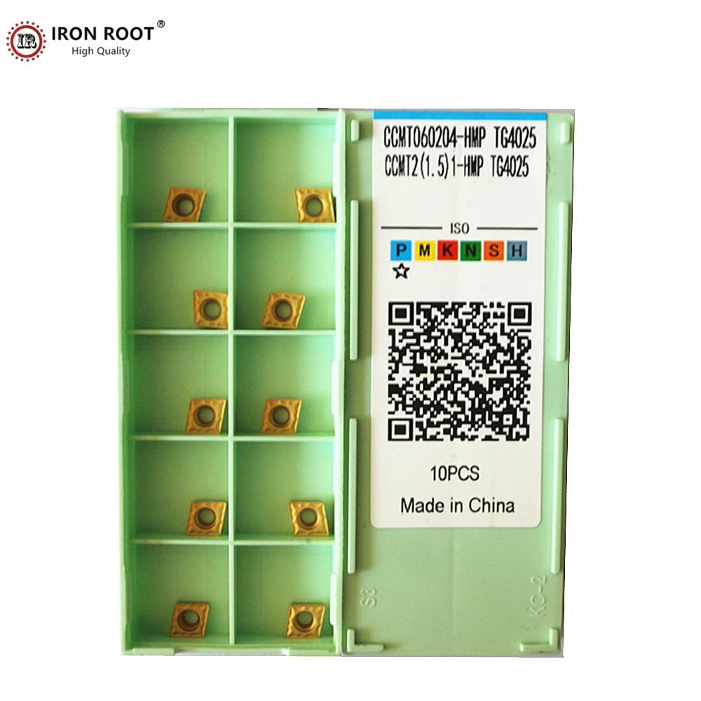 10P CCMT060204 / 09T308 / 120404 HMP TG4025 시리즈 금속 선반 절삭 공구 CNC 터닝 카바이드 인서트|터닝 툴|   - AliExpress