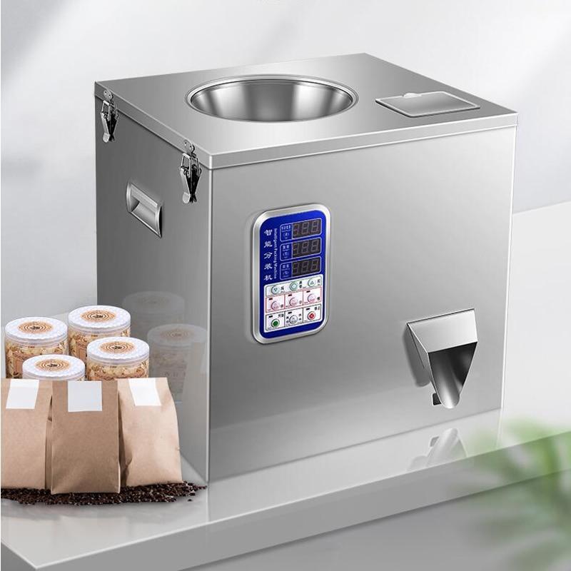 Granule Powder Filling Machine Automatic Weighing Machine Medlar Packaging Machine for Tea Bean Seed Particle