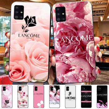 French cosmetics Lancome DIY phone Case cover Shell For Samsung Galaxy A50 A7 A8 A6 Plus A9 2018 A70 A20 A30 A40 image