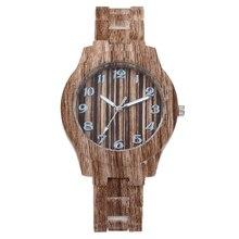 2020 Hot Sale Vintage Wood Watches Fashion Women Quartz