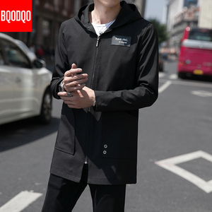 Image 4 - Warm ฤดูหนาวผู้ชายเสื้อทหารสไตล์ Casual Windbreaker สีดำ Hip Hop Streetwear ฤดูใบไม้ร่วงขนาดใหญ่ชายเสื้อ