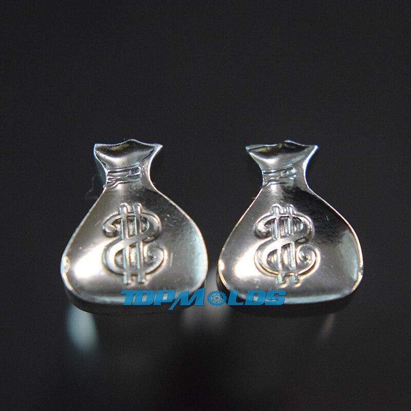 3D  Money Bag  Tablet Die 3D Pill Press Mold Candy Punching Die Custom Logo Calcium Tablet Punch Die