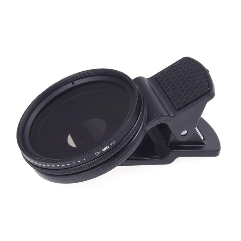 Filtro Polarización circular 37mm