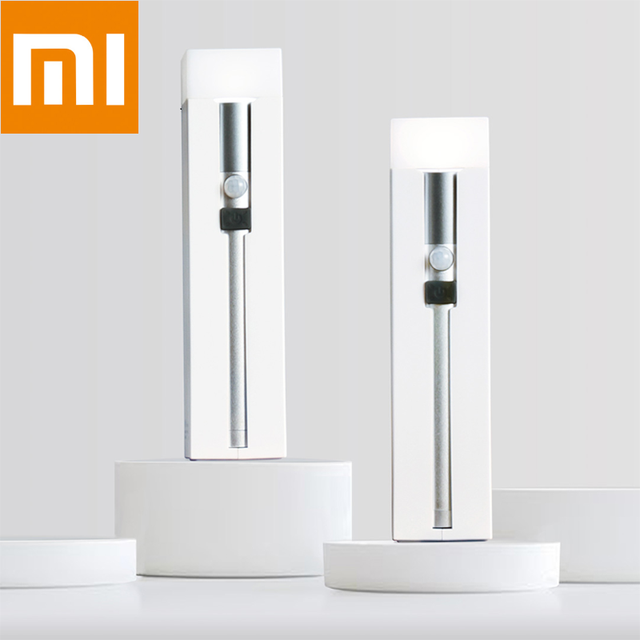 Xiaomi NexTool רב פונקצית אינדוקציה פנס חירום אור מחנה קיר שולחן מנורת חיישן תאורת חירום כוח בנק