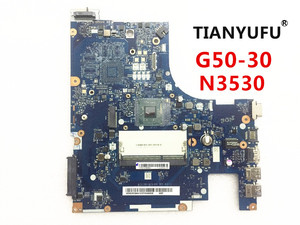 ACLU9 / ACLU0 NM-A311 Motherboard for Lenovo G50 G50-30 laptop Motherboard ( for intel N3530 CPU ) tested 100% work(China)