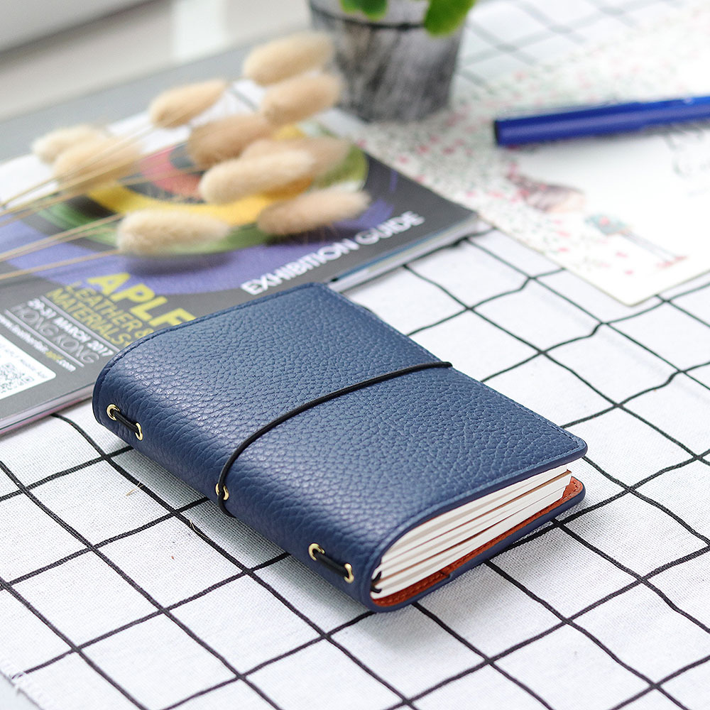 novo litchi grao de couro viajante notebook 04