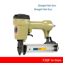 купить Air Nail Gun Straight Nail Gun Pneumatic Nail Gun Staple Book Machine Order Steel Nails Nail Nails по цене 3315.83 рублей