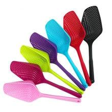 FILTER Kitchen-Tools Non-Stick Hot Water-Shovel Spaghetti Long-Colander Fishing Pp