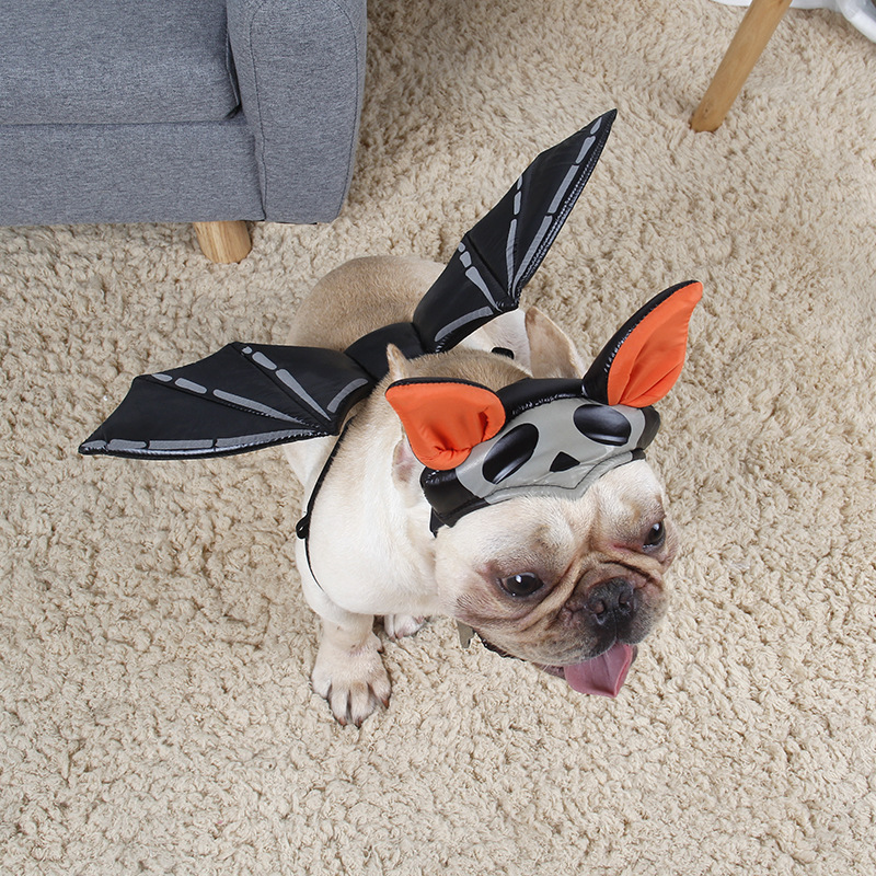 bat hat for dogs