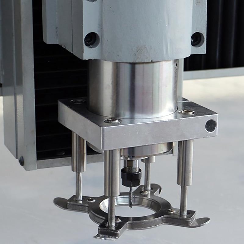 Druck Platte Holzbearbeitung Gravur Maschine Spindel Automatische Platte 65Mm CNC Computer Gravur Maschine