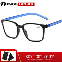 Cat Eye Reading Glasses Women Men Lightweight Presbyopic 1.0 1.5 2.0 2.5 3.0 3.5 4.0 Presbyopia Eyewear