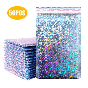 50PCS Packaging Shipping Bubbl